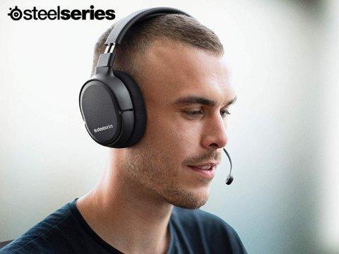 SteelSeriesからワイヤレスヘッドセットとテンキーレスキーボードが同時発売