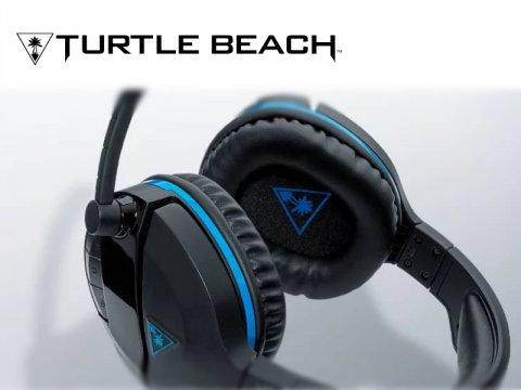 アメリカのオーディオギアブランド「Turtle Beach」のゲーミングヘッドセットが多数入荷