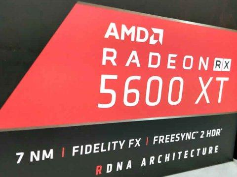 フルHDで快適にゲーミング、AMD「Radeon RX 5600 XT」GPU搭載グラフィックスカード各社から販売開始