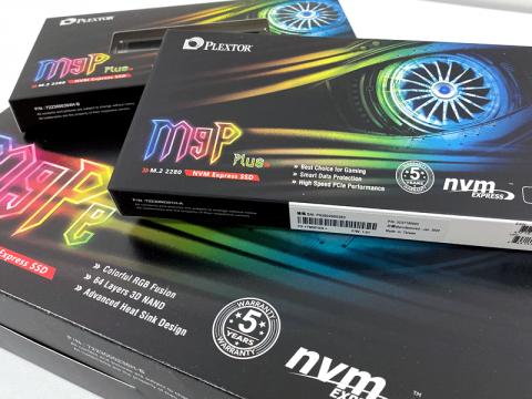 キオクシア(KIOXIA)96層 3D TLC NAND採用、PlextorのPCIe Gen3 NVMe SSD「Plextor M9P Plus」シリーズ販売開始