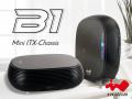 INWIN、縦横どちらでも置けるコンパクトで軽量、電源付属Mini-ITXケース「B1」発売