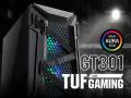 ASUSからハニカムフロントパネル、ヘッドフォンハンガーを搭載したTUFシリーズミドルタワーケース「TUF Gaming GT301」登場