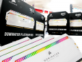 白さ抜群でピンク系との相性GOOD、CORSAIR DOMINATOR PLATINUM RGB DDR4のホワイトカラー版登場