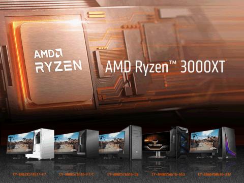 Ryzen 9 3900XTも選択可能、アークBTOデスクトップPCがAMD Ryzen 3000XTシリーズのカスタマイズに対応