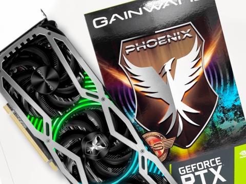 GAINWARDから3連セミファンレス仕様のGeForce RTX30シリーズ搭載グラフィックスカード2モデルが登場