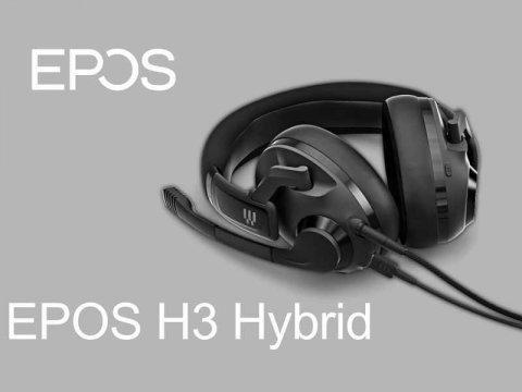 BluetoothやUSB接続にも新たに対応したオールラウンダーな高品質ヘッドセット「H3 Hybrid」登場