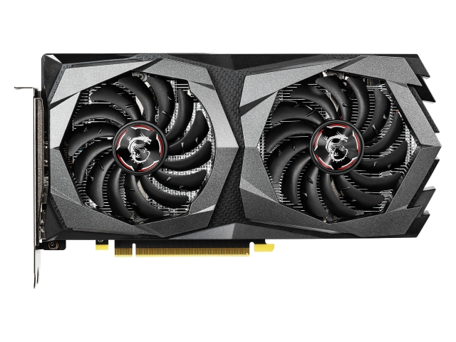 MSI GeForce GTX 1650 GAMING X 4G 02 PCパーツ グラフィック・ビデオカード PCI-EXPRESS
