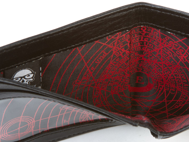 Diablo III Logo Leather Wallet 02 ゲーム その他・趣味 ゲーム関連グッズ ACCESSORIES