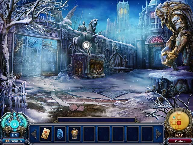 Dark Parables Rise of the Snow Queen 03 ゲーム ソフト PCゲーム | ゲームソフト アドベンチャー