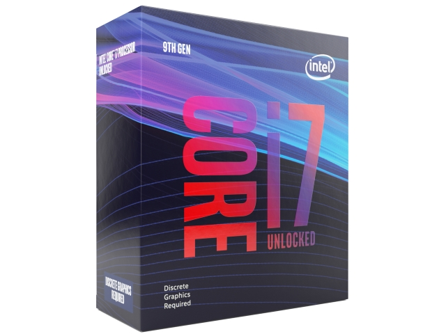 Core i7-9700KF BOX BX80684I79700KF