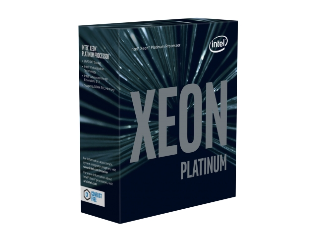 Xeon Platinum 8176 BOX BX806738176