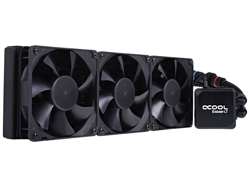 Eisbaer LT360 CPU - black