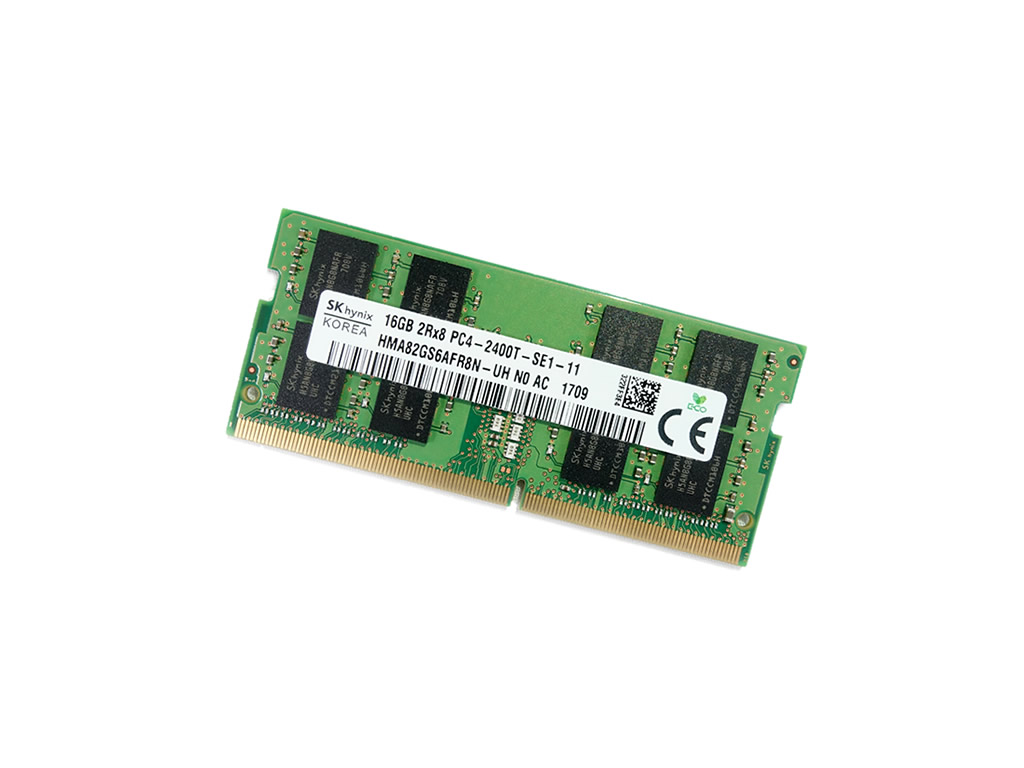 HMA82GS6AFR8N-UHN0 DDR4-SO2400 16GB CL17 01 PCパーツ PCメモリー ノート用