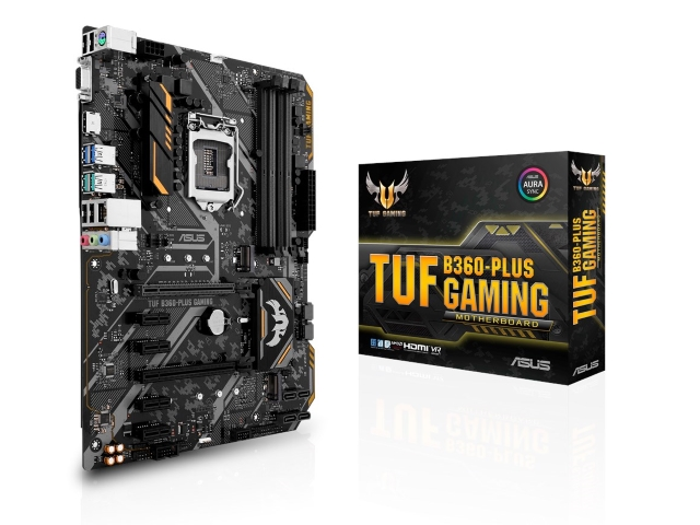 TUF B360-PLUS GAMING