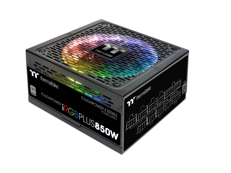 Toughpower iRGB PLUS 850W Platinum