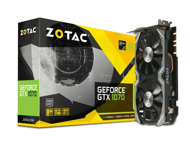ZT-P10700K-10M (GeForce GTX 1070 Mini 8GB)