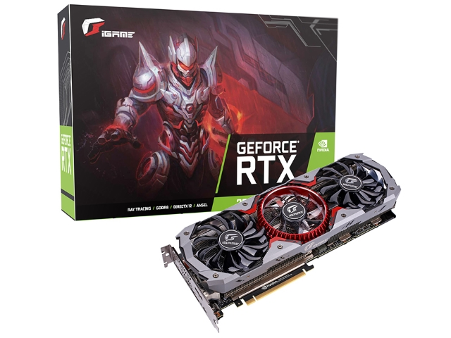 iGame GeForce RTX 2080 Ti Advanced OC