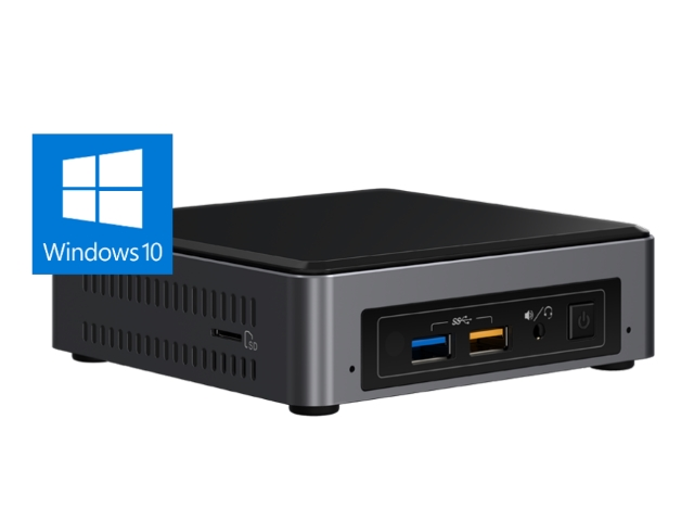 INTEL® NUC 7 ENTHUSIAST MINI PC NUC7I7BNKQ