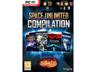 Space Unlimited Compilation 01 ゲーム ソフト PCゲーム | ゲームソフト ストラテジー