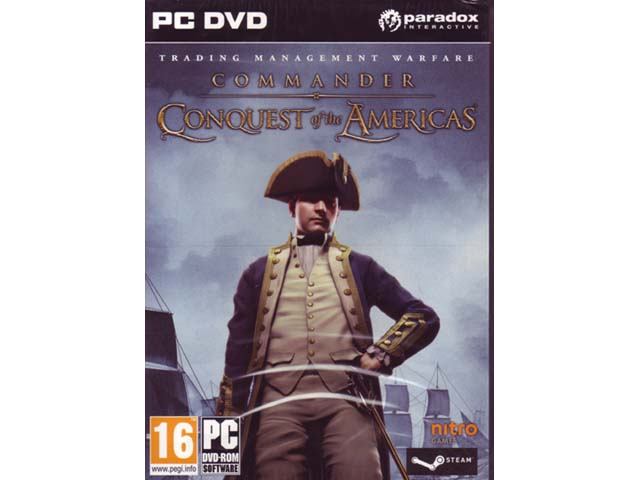 Commander: Conquest of the Americas 01 ゲーム ソフト PCゲーム | ゲームソフト ストラテジー
