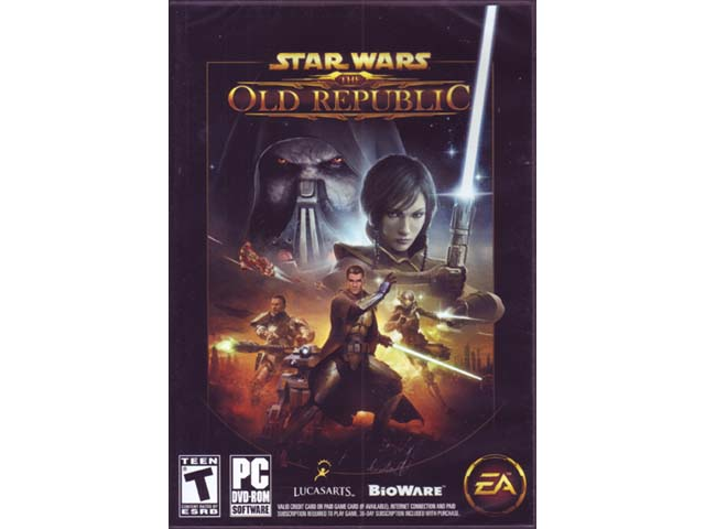 Star Wars: The Old Republic Online 01 ゲーム ソフト PCゲーム | ゲームソフト MMO(ネットワーク)