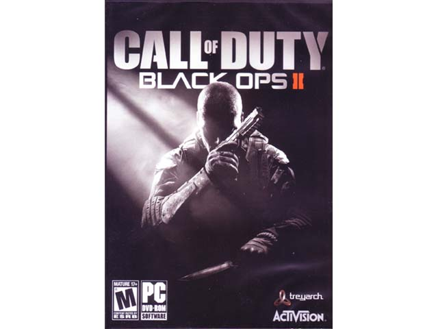 Call of Duty : Black Ops II 01 ゲーム ソフト PCゲーム | ゲームソフト アクション