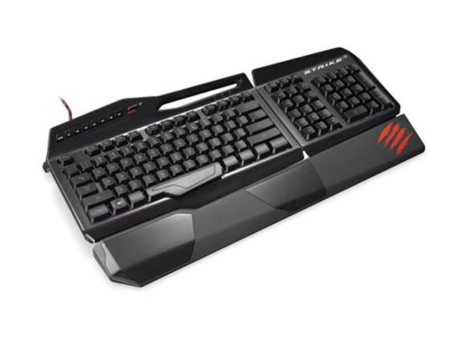 S.T.R.I.K.E. 3 Gaming Keyboard Black