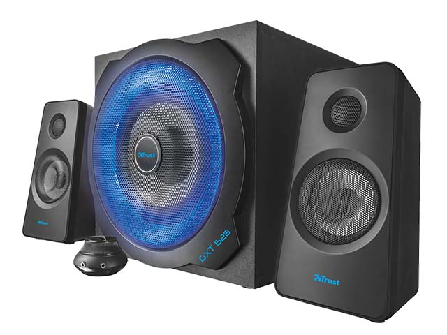 GXT 628 2.1 Illuminated Speaker Set Limited Edition