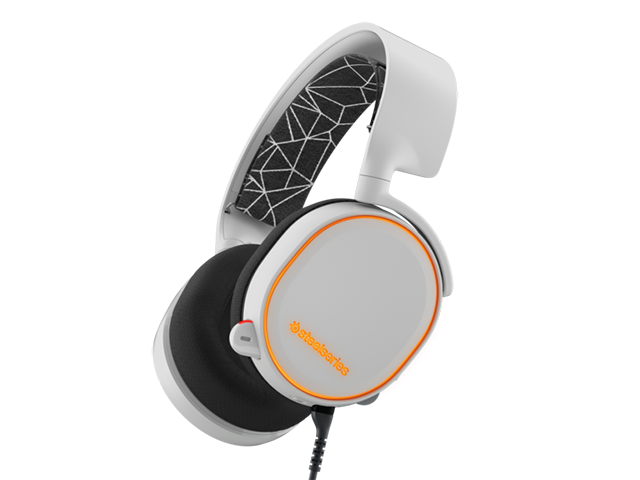 SteelSeries Arctis 5 White