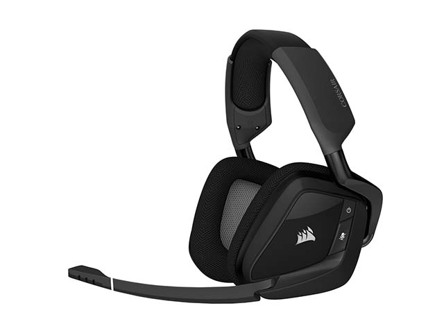 VOID PRO RGB Wireless Carbon