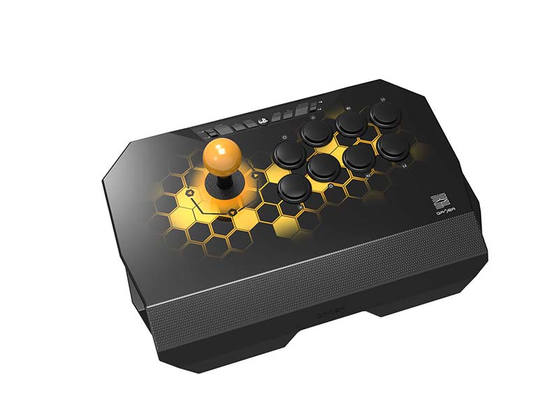 Qanba Drone Arcade Joystick (PlayStation®4 / PlayStation®3 / PC)