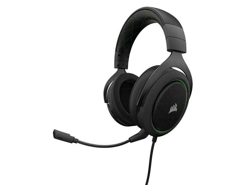 HS50 STEREO Green