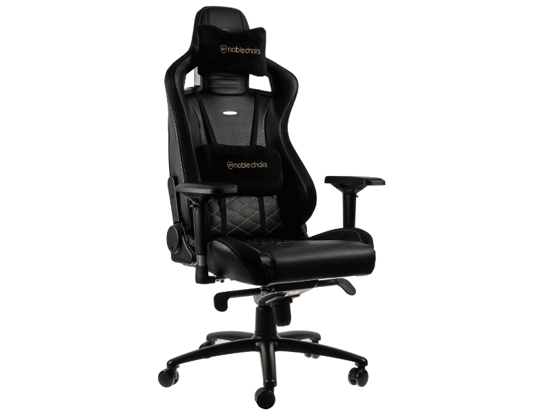 noblechairs EPIC ゴールド