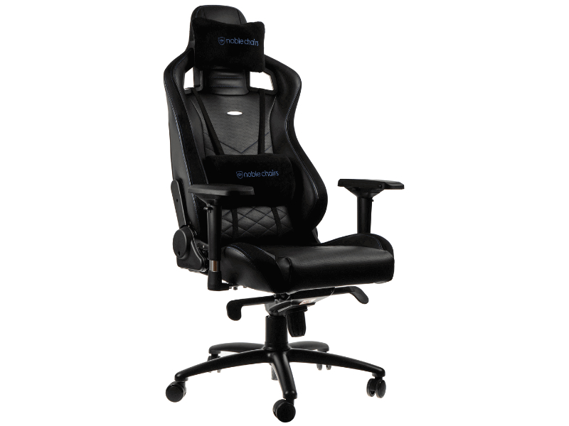 noblechairs EPIC ブルー