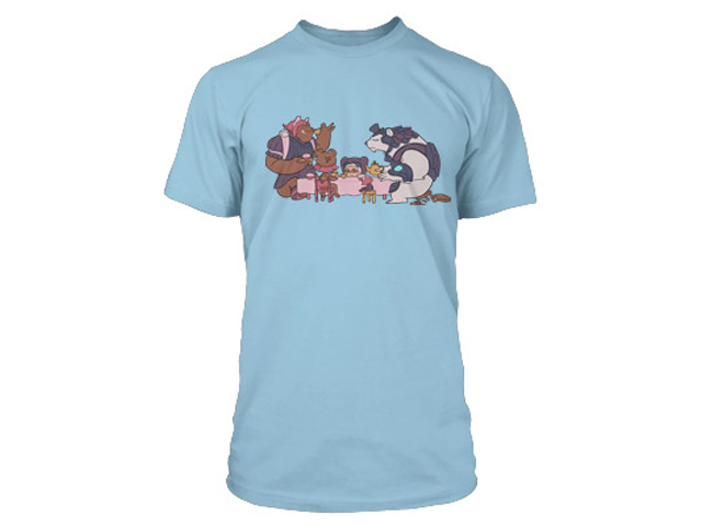 League of Legends Volibear Teaparty T(L) 01 ゲーム その他・趣味 ゲーム関連グッズ APPAREL