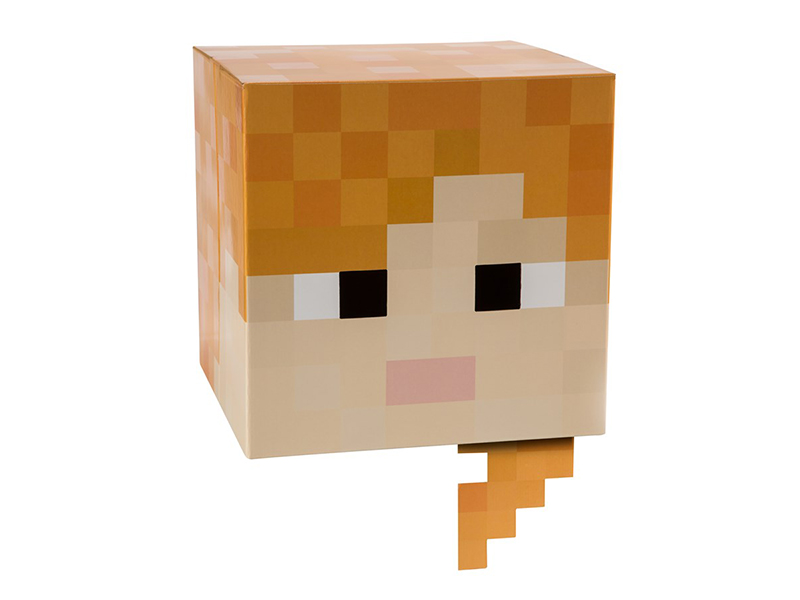 Minecraft Alex Head